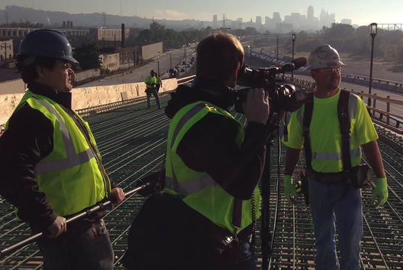 Cincinnati Video Production Ironworkers