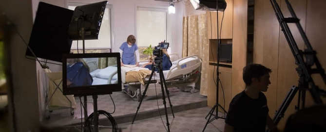 healthcare hospital medical video productoin