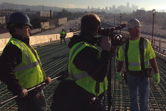 Cincinnati Video Production Ironworkers