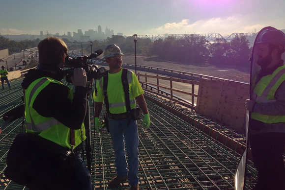 corporate video production cincinnati industrial