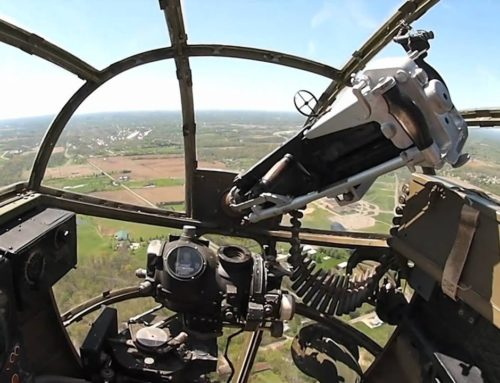 B-25 Mitchell Virtual Reality Flight Experience for Warbirds Museum